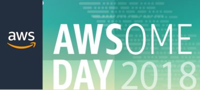 AWSome Day Roadshow 2018 - Amazon Web Services